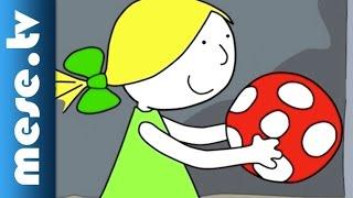 Pintyőke labdázik - Pintyőke rajzfilmsorozat (mese, rajzfilm gyerekeknek)