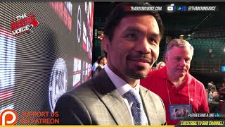 "🔴PACQUIAO CLAIMS ""SECOND TO LAST CHAPTER"" OF CAREER, TALKS STRATEGY USING EXPERIENCE❗️"