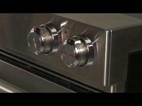 Right Rear Control Knob - Kitchenaid Electric Slide-In Range Model #KSEB900ESS2