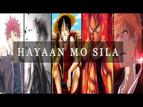 「Nightcore」→Hayaan Mo Sila (Lyrics) [Switching Vocals]