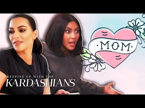 Kim Kardashian West's Mommy 101 Moments   KUWTK   E!