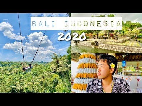 Traveling to BALI Indonesia in 2020 | travel vlog + things to do (post coronavirus)