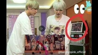 when BTS promotes Blackpink