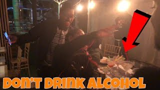 THEY GOT DRUNK FOR THE FIRST TIME‼️ (HILARIOUS) ft Camern and Corey, King and Nique