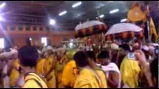 Mani Mutt Adda Pallaki Utsava - Shree Raghaveshwara Bharathi,2013