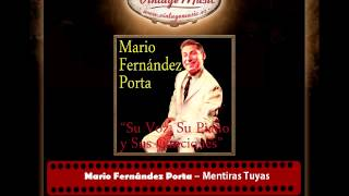 Mario Fernández Porta – Mentiras Tuyas