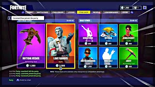 Fortnite ITEM SHOP April 10 2018! NEW Featured items and Daily items! (Fortnite item Shop Today)