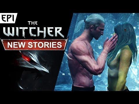 The Witcher | New Stories ] EP1【W3 machinima】 thumbnail