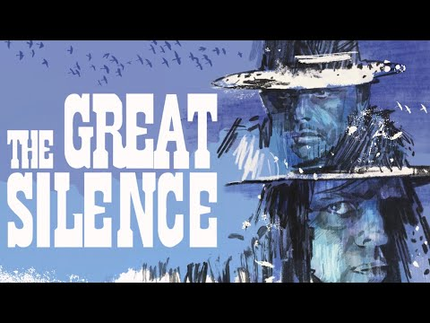 The Great Silence (1968) | Trailer | Jean-Louis Trintignant | Klaus Kinski | Frank Wolff