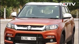Maruti Suzuki Brezza AMT First Drive thumbnail