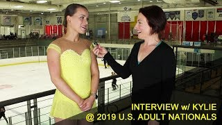 2019 US Adult Nationals Figure Skating dress