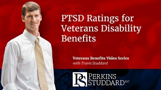 PTSD Ratings for Veterans Disability Benefits
