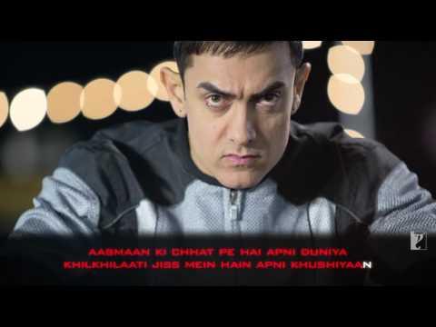 Bande Hain Hum Uske   Lyrics Video   Dhoom 3 2013   1080p   HD   MP4    {  BHATTI93  }   RTRG   Copy