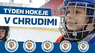 V Chrudimi děti u hokeje zůstávají. V zápasech si zahraje každý