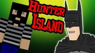 Бэтмен на Страже Острова   Hunter  Sland   №3