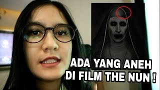 FILM THE NUN MENGECEWAKAN !!???? - FAVLOG #1