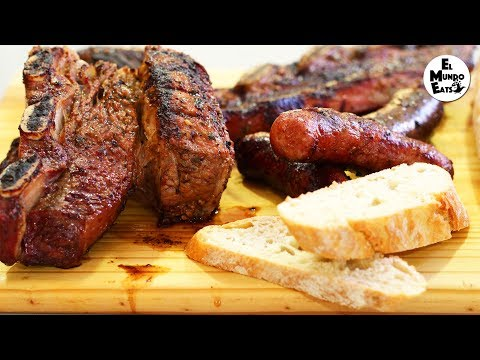 Argentine Style BBQ | El Mundo Eats