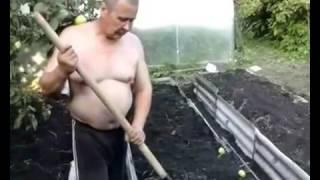 Грядки для клубники из шифера(Народ,это видео для садоводов о том, как своими руками сделать грядки под клубнику из шифера., 2016-10-19T14:57:11.000Z)
