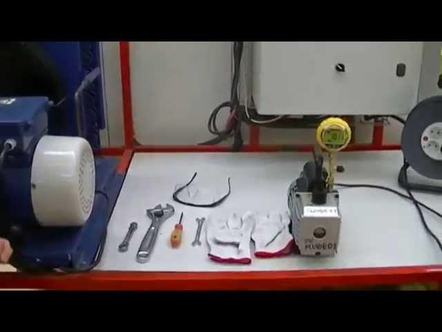 Partie 1 - Poser des manomètres sur une installation frigorifique