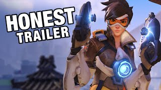 OVERWATCH (Honest Game Trailers) thumbnail