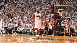 LeBron James' leads Heat to NBA Finals Game 2 win!