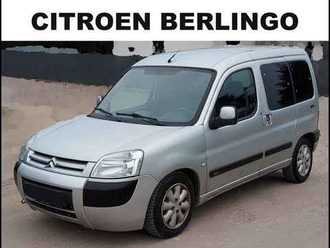 Отзыв Citroen Berlingo  - Peugeot Partner