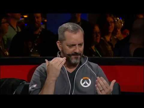 Blizzcon 2015 - Chris Metzen Interview (Blizz Couch)