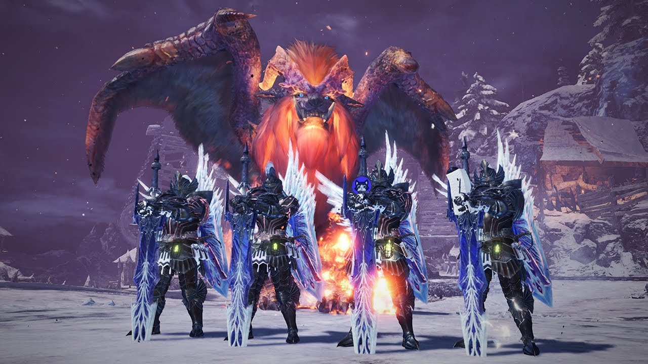 MHW Iceborne | After you've killed 1000 Teostra