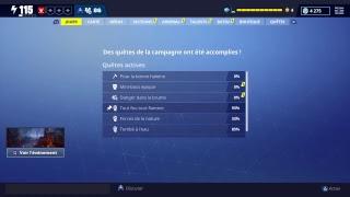 [LIVE] TEST NOUVEAU SKIN LE LYCAN FORTNITE GAMEPLAY  SAUVER LE MONDE PS4  FR PS4
