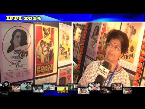 IFFI 2013 : Poster exhibition by National Film Archive of India (NFAI)