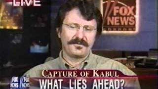Robert Young Pelton on Fox News - Capture of Kabul