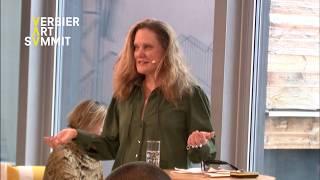 Andrea Bowers Talk at 2020 Verbier Art Summit