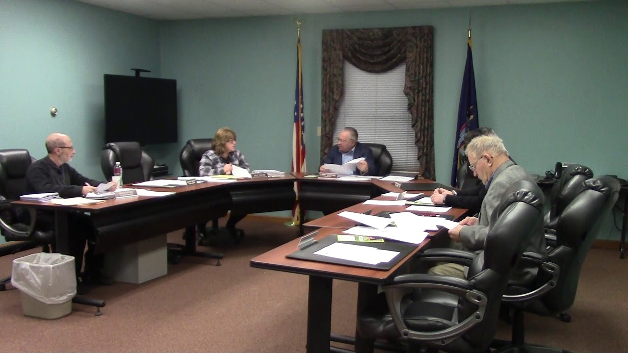 Champlain Town Board Meeting  2-11-20