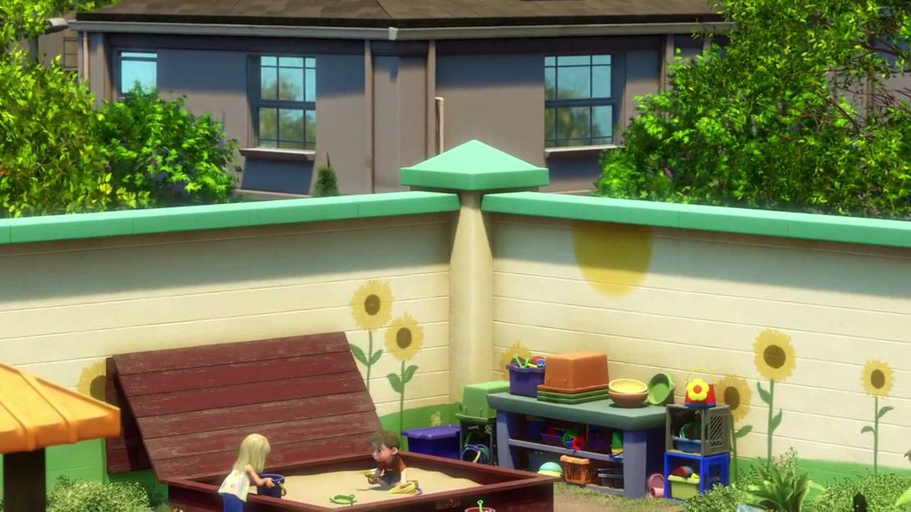 The Great Bathroom Escape Youtube toy story 3 - bathroom escape - youtube