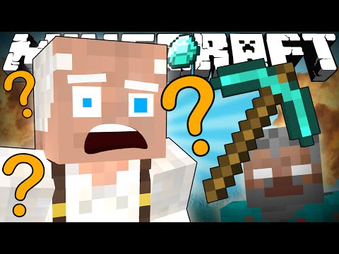 If Minecraft was Made for Old People