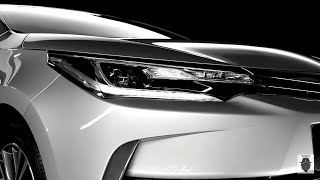 Toyota Corolla 2019 Altis 1.8V Navi, ESport Option, ESport, 1.8E, 1.6G, 1.6E CNG, 1.6J