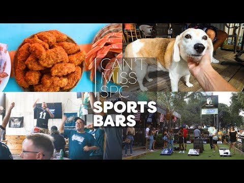Top Sports Bars In St. Pete/Clearwater