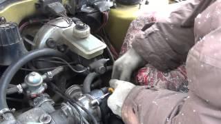 видео Проблема с карбюратором у ВАЗ 21093