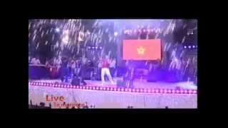 MASTER)تامر حسني ارجعلي من حفل المغرب Tamer Hosny Ergaaly  YouTube