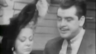 "Ernie Kovacs - ""Kovacs on the Corner"" with Edie Adams 3/3"