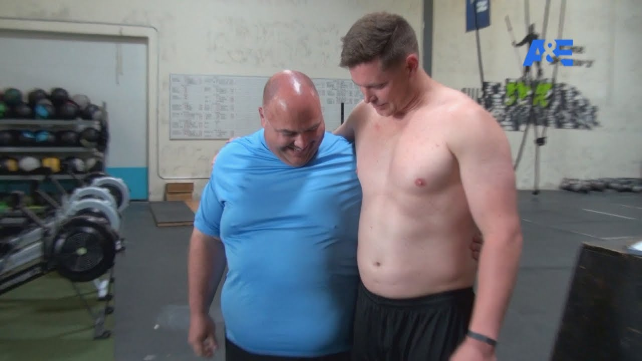 Why a Personal Trainer Gained 60 Pounds to Help His Client ...