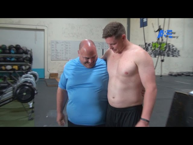 Why a Personal Trainer Gained 60 Pounds to Help His Client Lose Weight