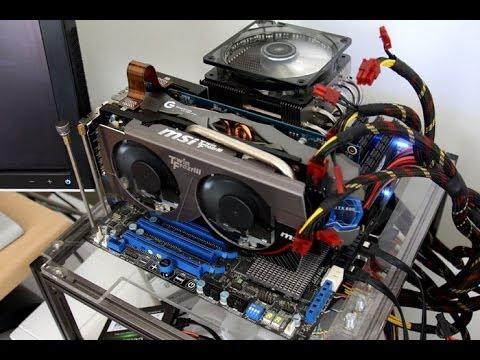 SLI GeForce GTX 660