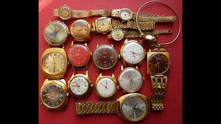 видео: Какие советские часы ценятся???Покупка и ОЦЕНКА часов