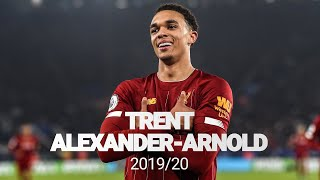 Best of: Trent Alexander-Arnold 2019/20 | Premier League Champion