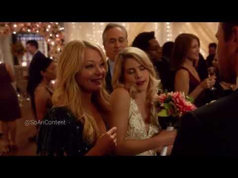 Arrow 6×09 Olicity Wedding | Oliver x Felicity