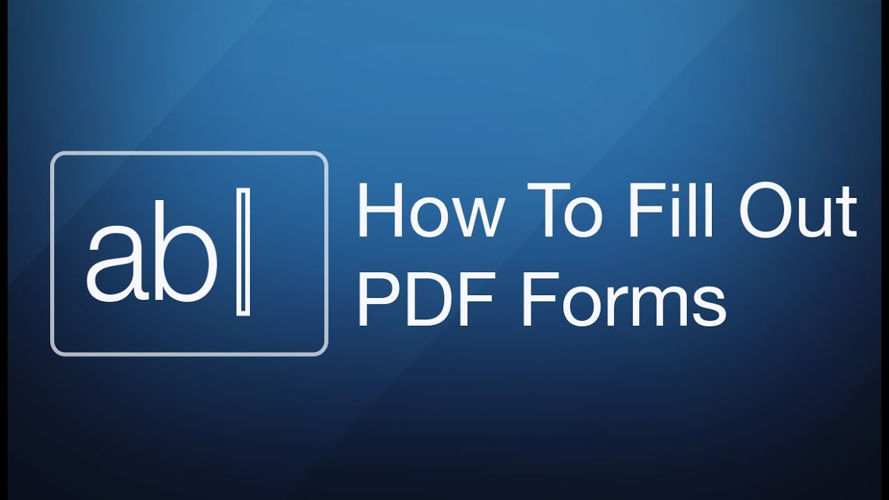 How to fill out PDF on Mac? Discover how to Fill out PDF form