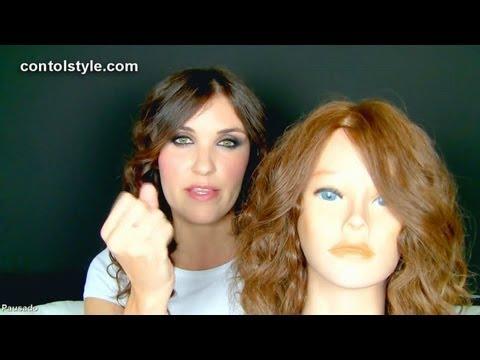 Peinado con Ondas: Taylor Swift