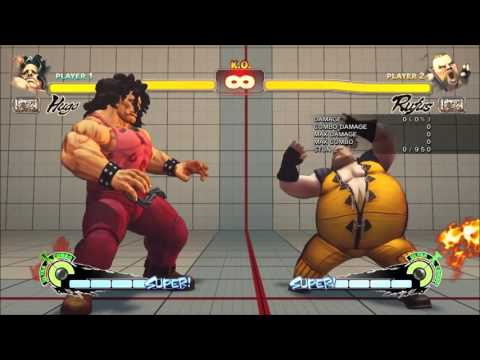 USF4 Primer: True Blockstrings, Auto Guard, Chain Cancelling, Proximity Guard