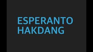 Ekspresa Esperanto 11. Kio estas tio?